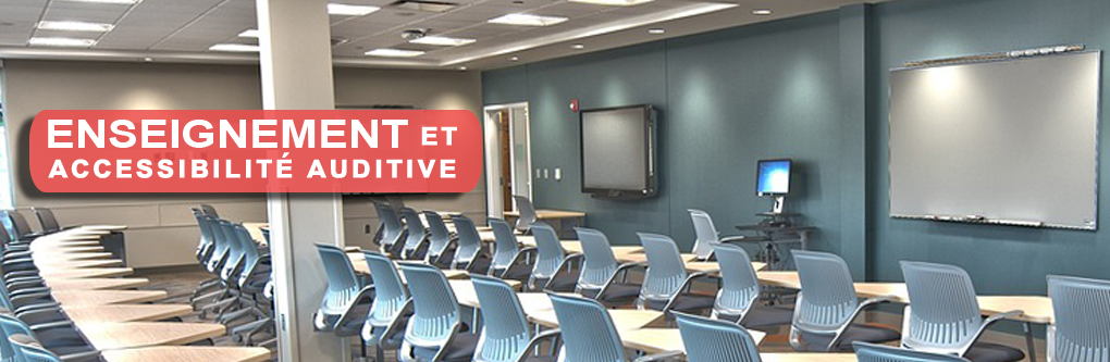 campus intelligent et accessibilité auditive